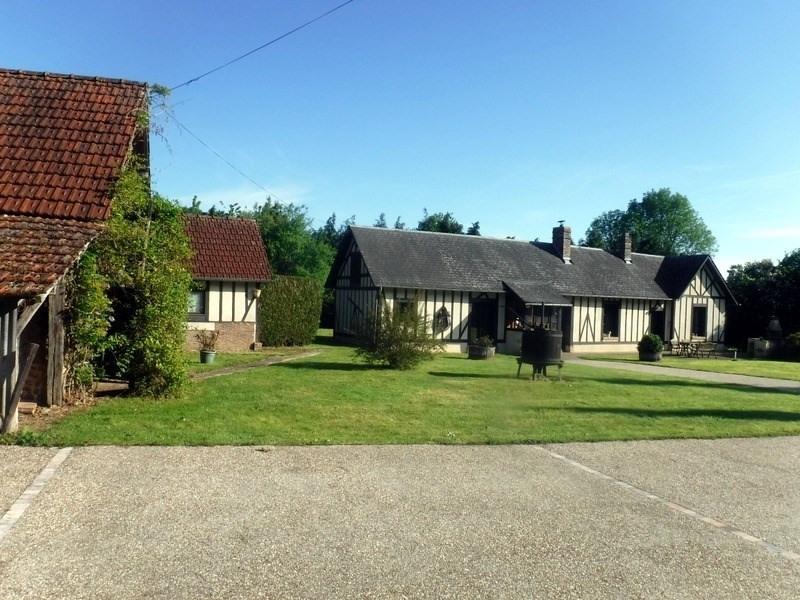 Vente maison / villa Conches en ouche 178500€ - Photo 2