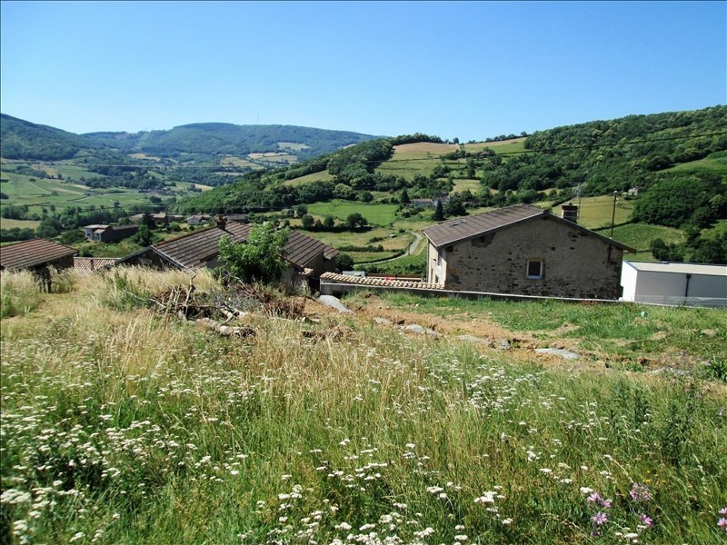 Vente terrain Pierreclos 65 000€ - Photo 1