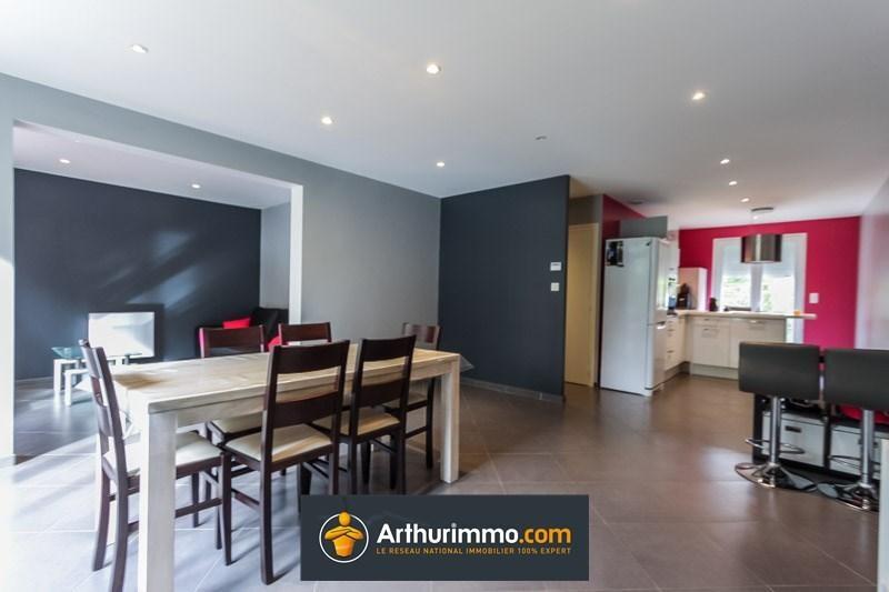 Sale house / villa Bouvesse quirieu 169000€ - Picture 4