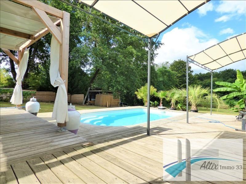 Vente maison / villa Beychac et caillau 345000€ - Photo 5