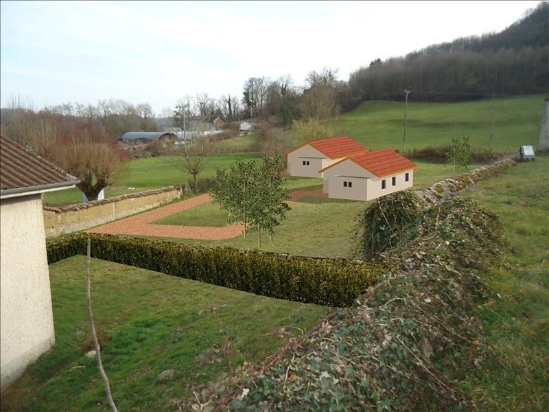 Vente maison / villa Nivolas vermelle 160000€ - Photo 1