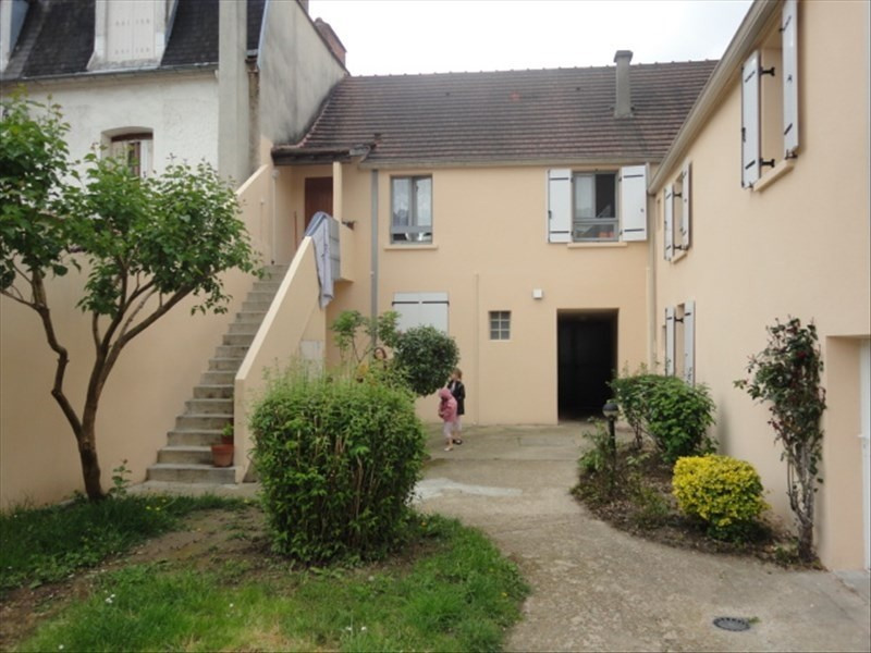 Rental apartment Marcoussis 579€ CC - Picture 1