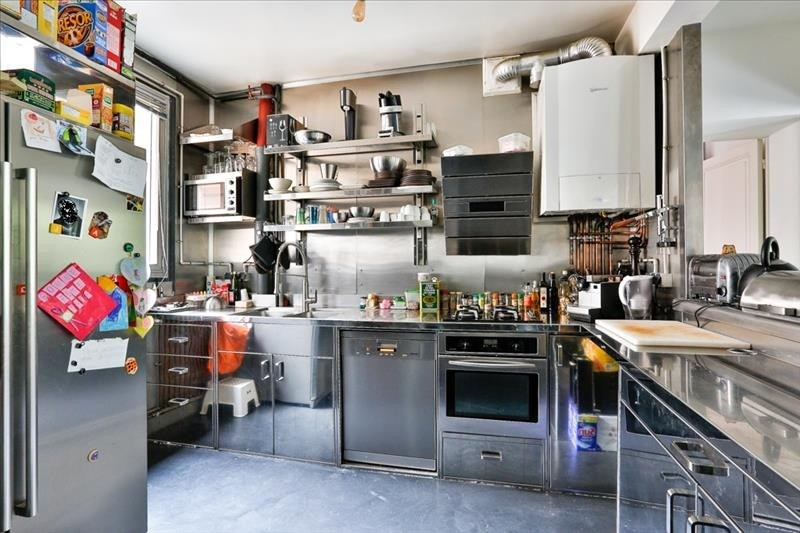 Sale apartment Paris 19ème 1 100 000€ - Picture 4