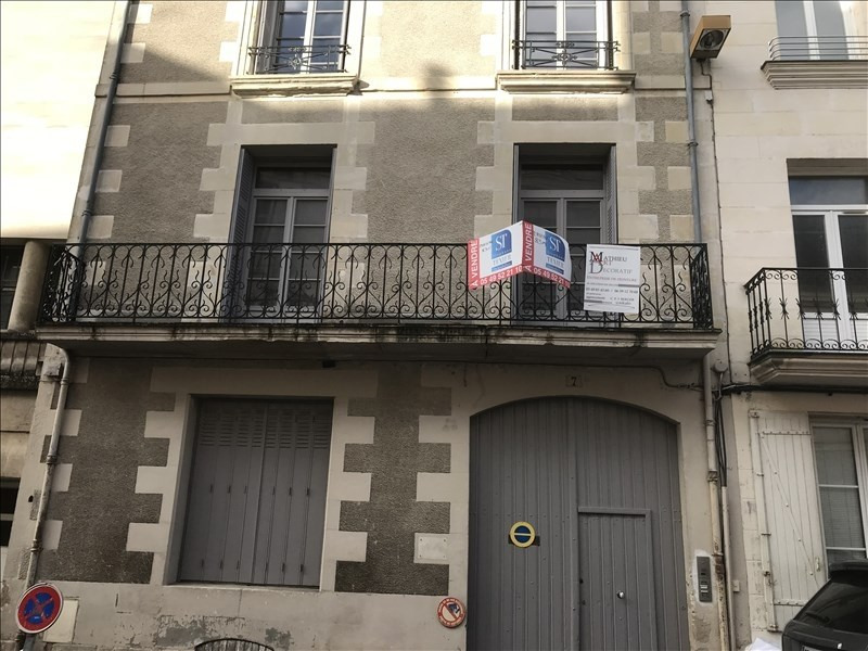 Vente appartement Poitiers 161000€ - Photo 1