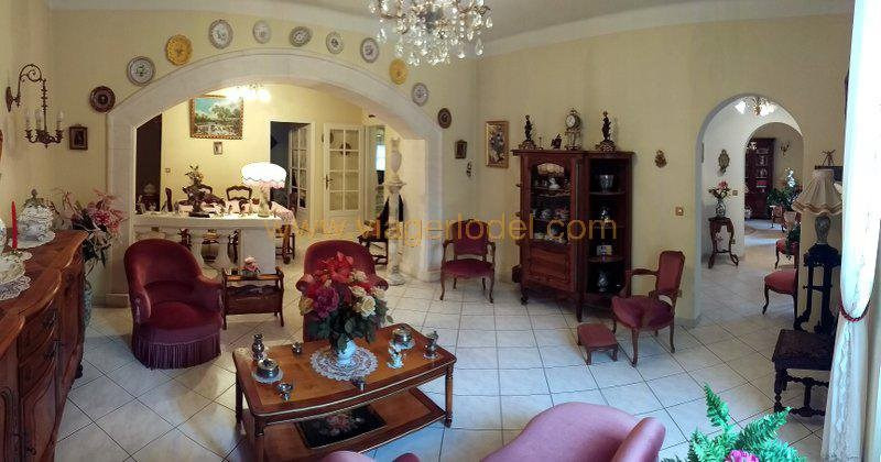 Life annuity apartment Nîmes 162 000€ - Picture 1
