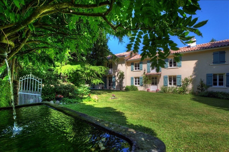 Vente maison / villa Bourgoin jallieu 510000€ - Photo 1