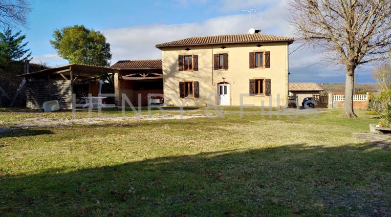 Vente maison / villa L'isle en dodon 4 km 288000€ - Photo 5