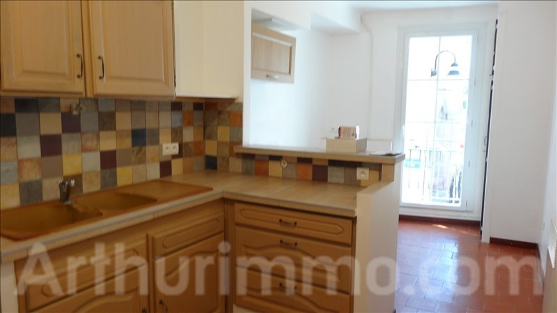 Rental apartment Lodeve 485€ CC - Picture 1