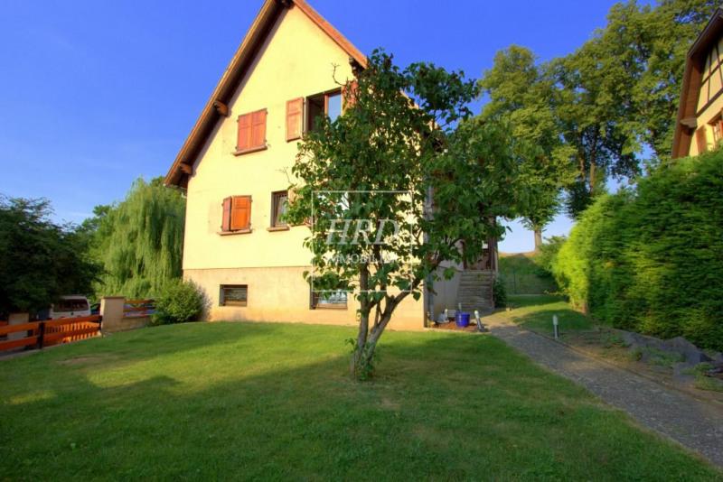 Vente maison / villa Rosheim 409500€ - Photo 1