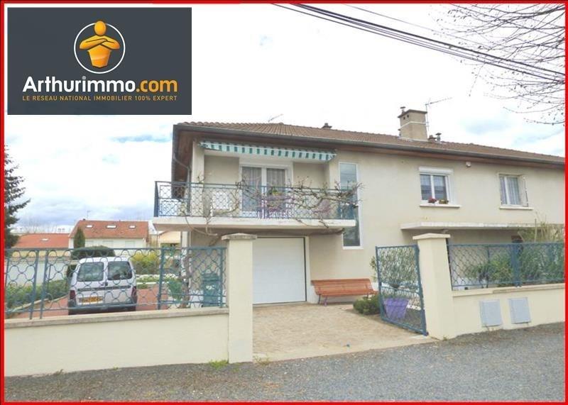 Vente maison / villa Roanne 206000€ - Photo 1