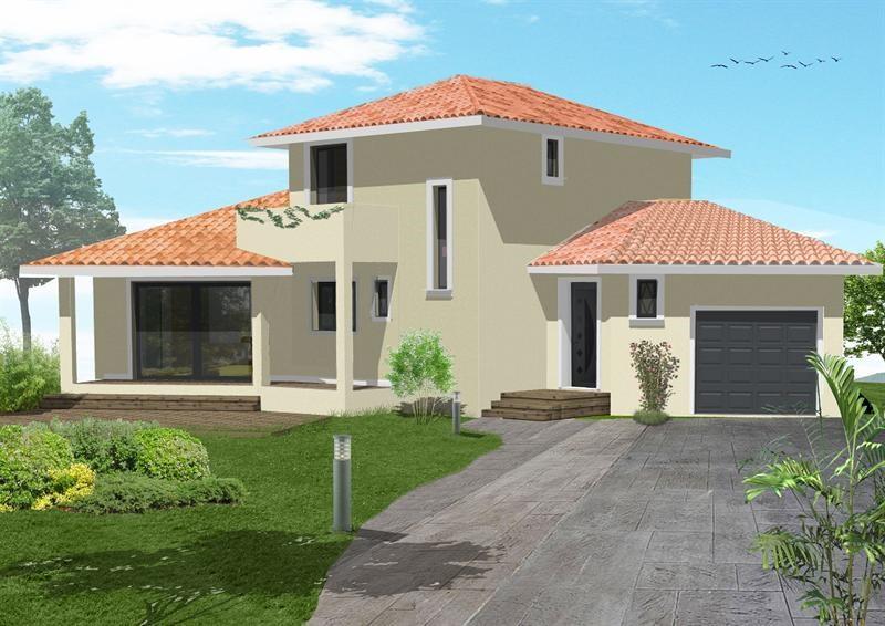 Maison  5 pièces + Terrain 324 m² Saleilles (66280) par A M CONSTRUCTIONS