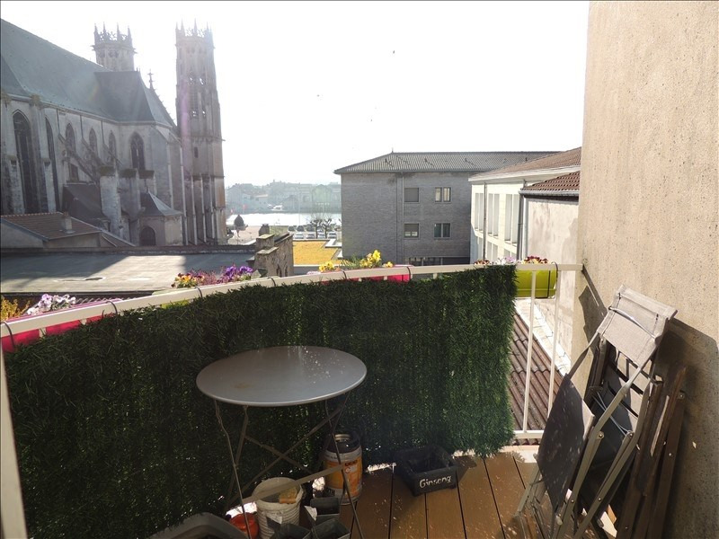 Rental apartment Pont a mousson 520€ CC - Picture 1