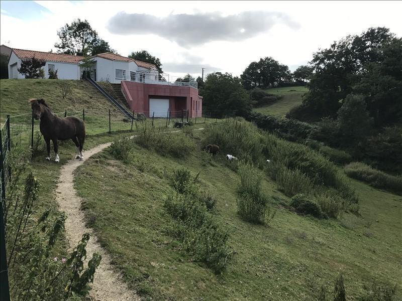 Vente maison / villa Mortagne sur sevre 304930€ - Photo 1
