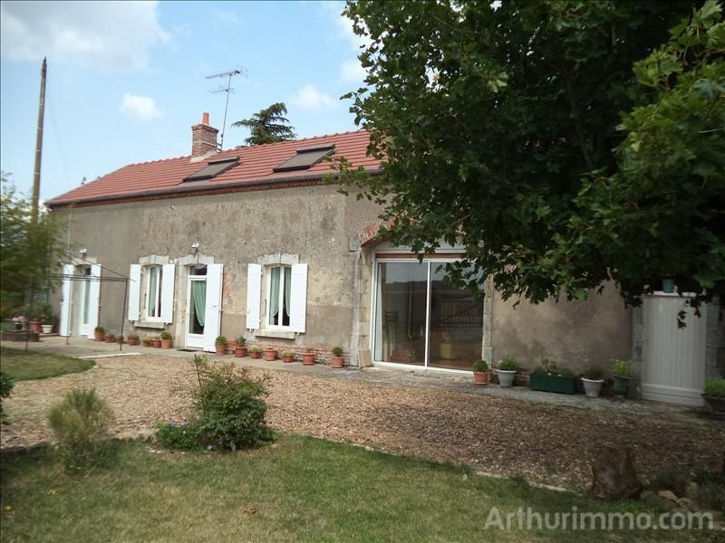 Sale house / villa Feux 133000€ - Picture 1