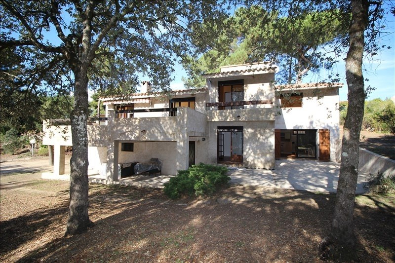 Deluxe sale house / villa Porticcio 590000€ - Picture 1