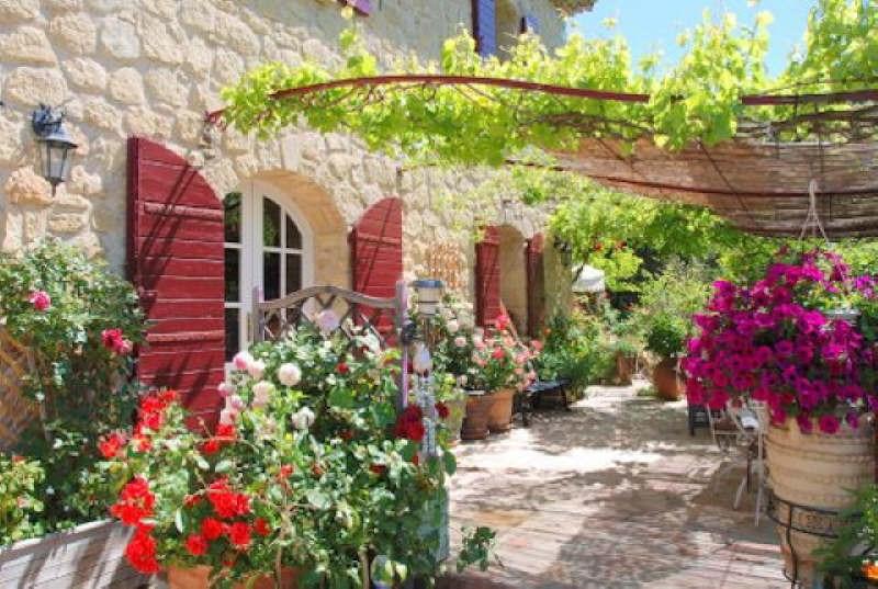 Deluxe sale house / villa Rognes 980000€ - Picture 1