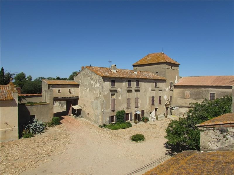 Deluxe sale house / villa Beziers 1700000€ - Picture 1