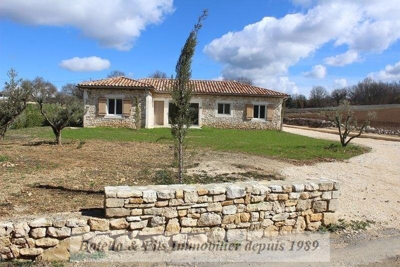 Sale house / villa Barjac 269900€ - Picture 3