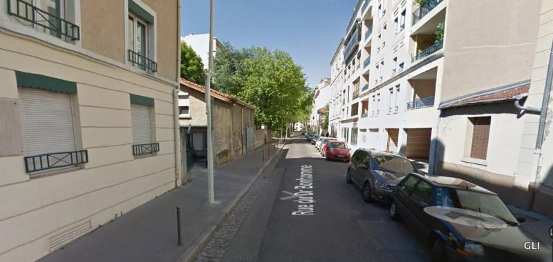 Rental apartment Lyon 3ème 535€ CC - Picture 1