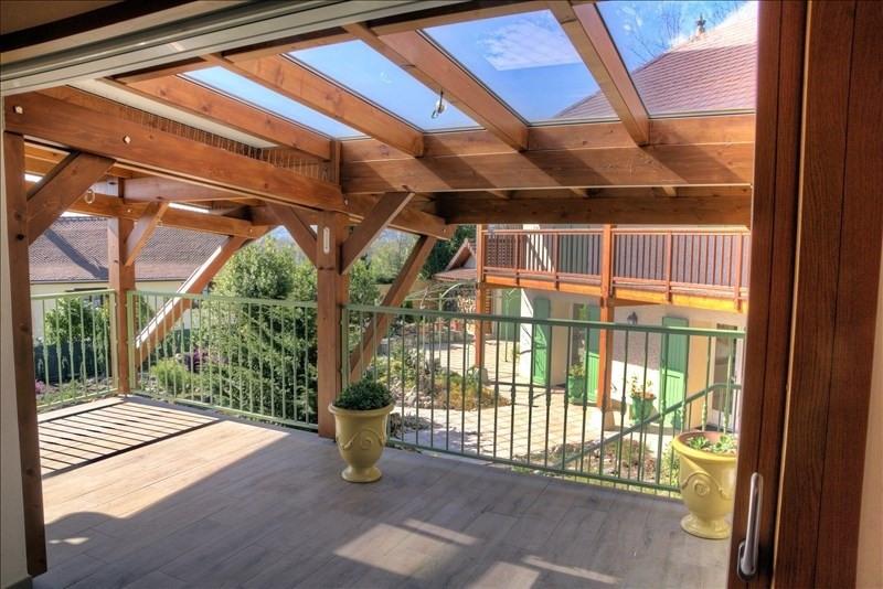 Vente de prestige maison / villa Morestel 450000€ - Photo 9