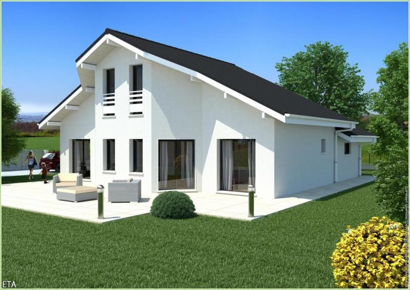 Maison  5 pièces + Terrain 1000 m² Saint-Thibaud-de-Couz par M C A / Maisons et Chalets des Alpes