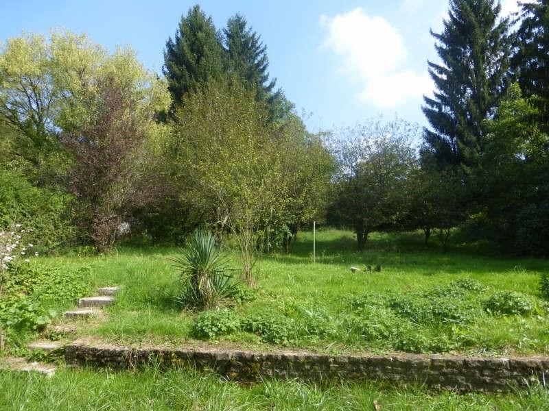 Vente terrain Lusans 23000€ - Photo 1