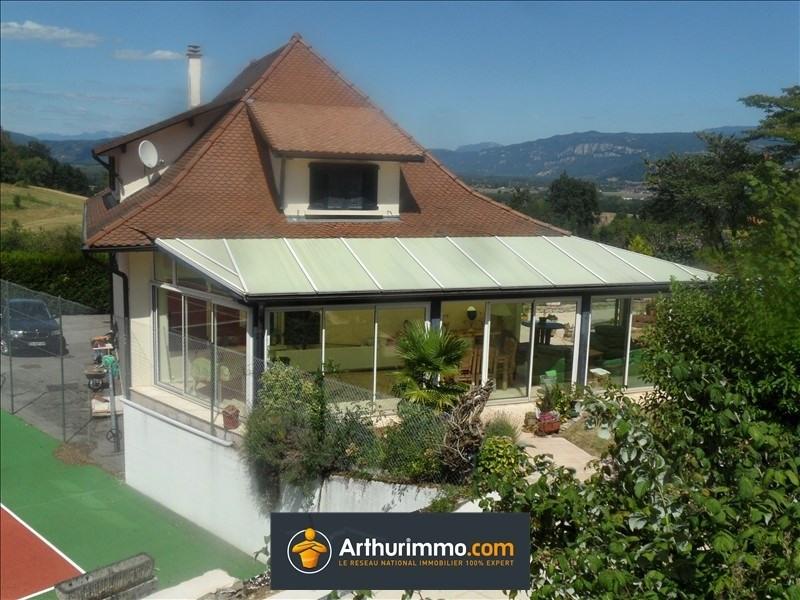 Vente maison / villa Les abrets 398000€ - Photo 2