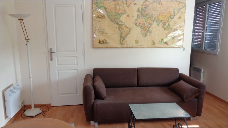 Rental apartment Montgeron 794€ CC - Picture 1