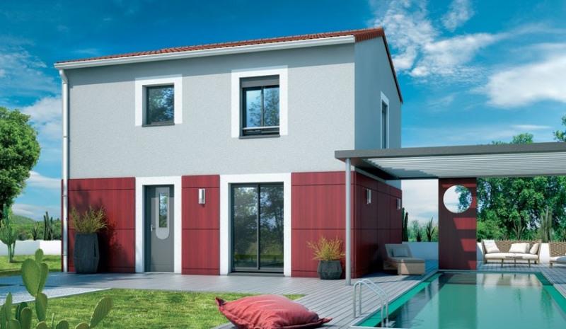 Maison  4 pièces + Terrain 500 m² Ludon-Médoc par MAISONS SANEM