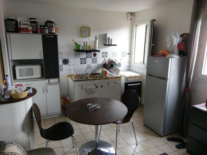 Verkauf auf rentenbasis wohnung Nîmes 28000€ - Fotografie 3