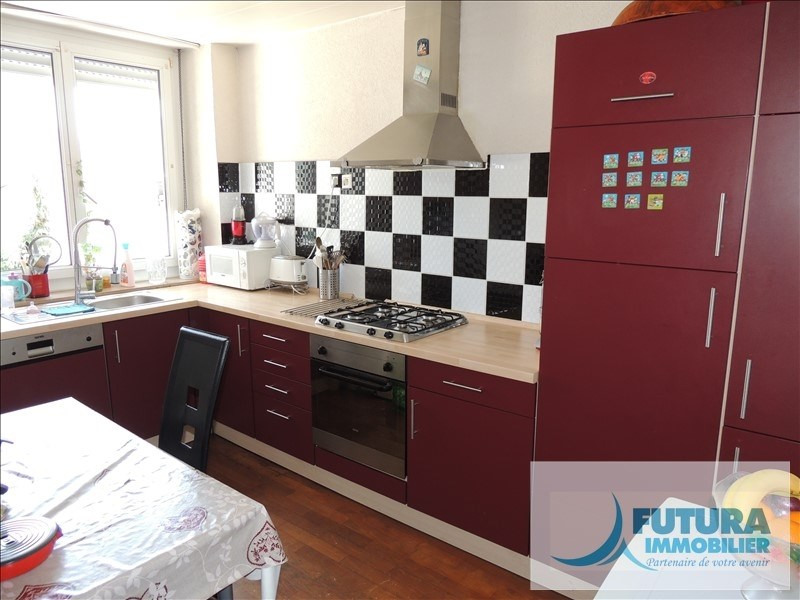 Sale apartment Forbach 129600€ - Picture 4