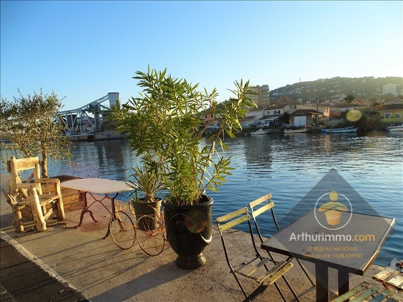 Vente maison / villa Sete 366000€ - Photo 1