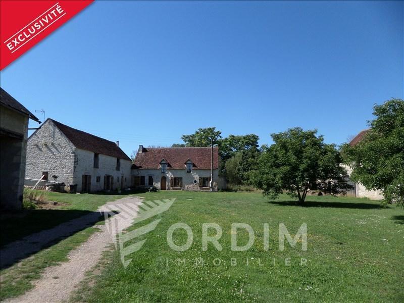 Sale house / villa Cosne cours sur loire 267000€ - Picture 1