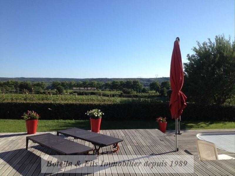 Deluxe sale house / villa Uzes 1050000€ - Picture 2