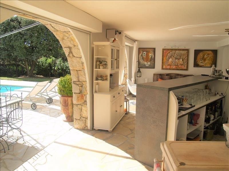 Deluxe sale house / villa St raphael 1350000€ - Picture 7