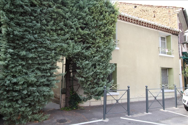 Vente maison / villa Carpentras 137800€ - Photo 1