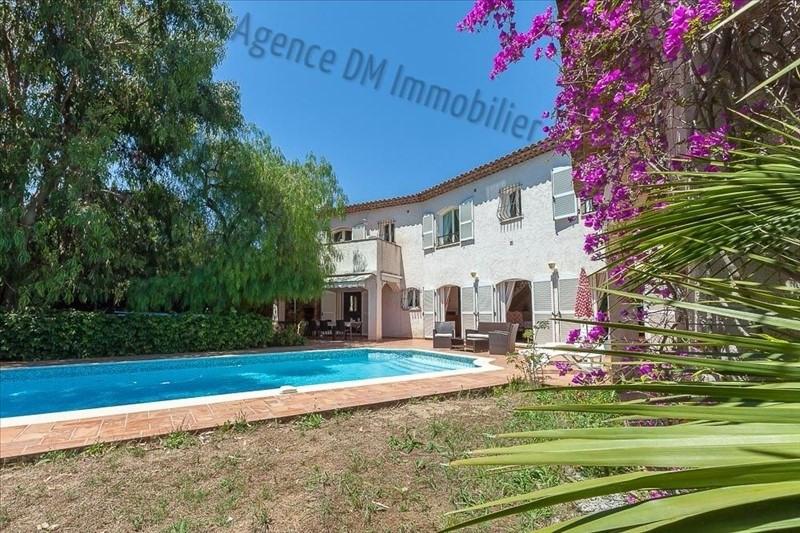 Vente de prestige maison / villa Juan les pins 1495000€ - Photo 2