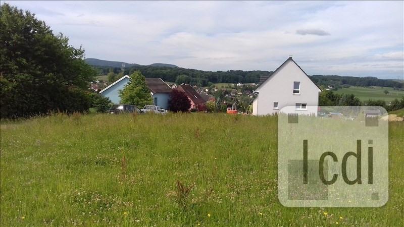 Vente terrain Waldighofen 89250€ - Photo 2
