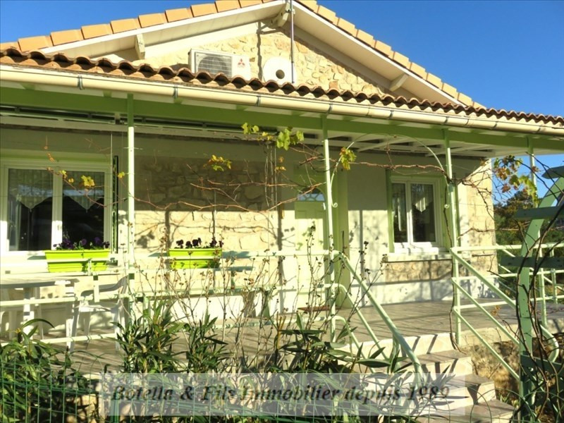 Sale house / villa Largentiere 175 000€ - Picture 1