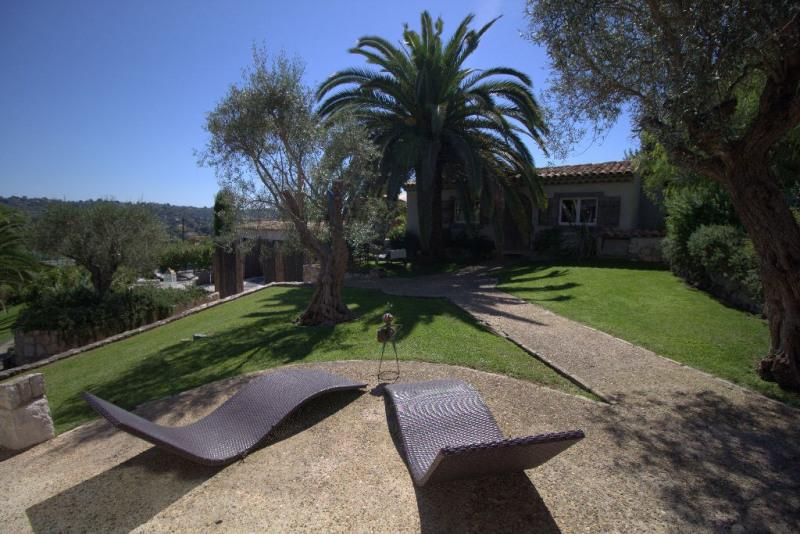 Vente de prestige maison / villa La colle sur loup 2090000€ - Photo 2