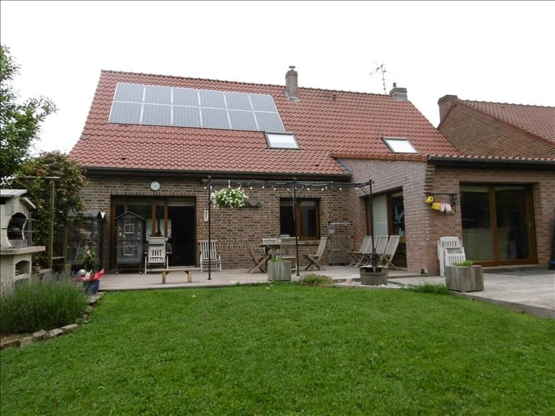 Vente maison / villa Brunemont 323950€ - Photo 1