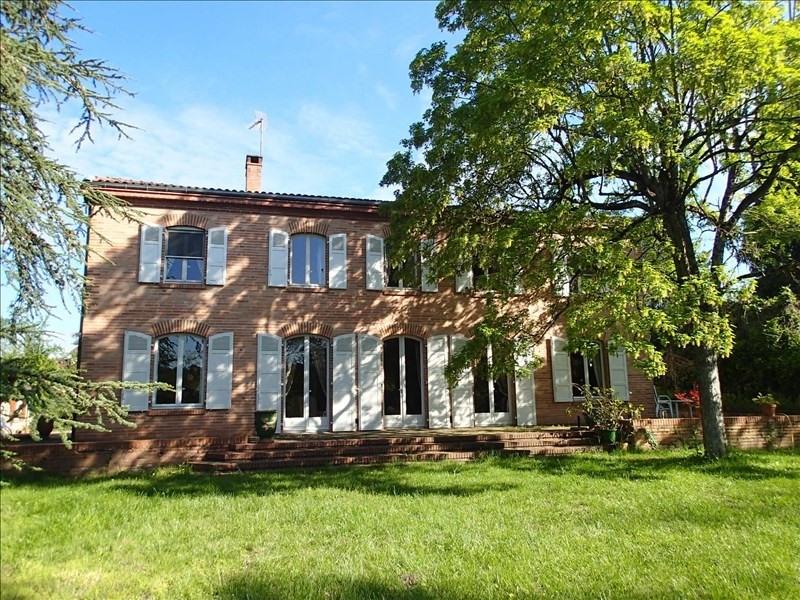 Deluxe sale house / villa Albi 895000€ - Picture 1