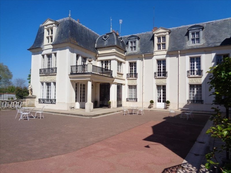 Deluxe sale house / villa Bois le roi 1460000€ - Picture 1