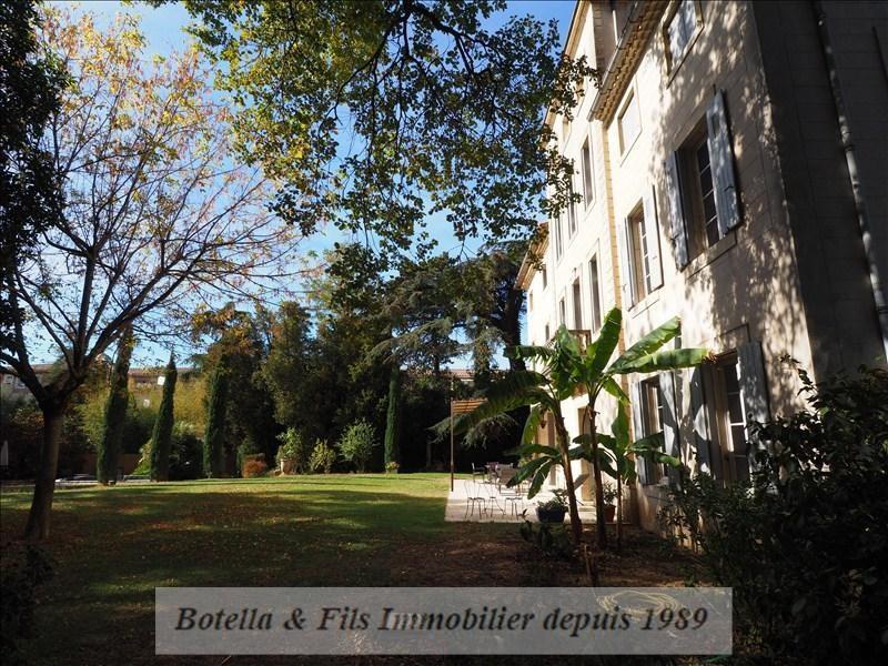 Immobile residenziali di prestigio castello Uzes 889000€ - Fotografia 10