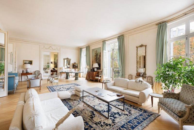 Revenda residencial de prestígio apartamento Paris 16ème 7500000€ - Fotografia 9