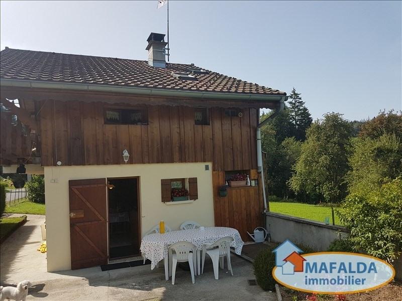 Vente maison / villa Mont saxonnex 222000€ - Photo 1