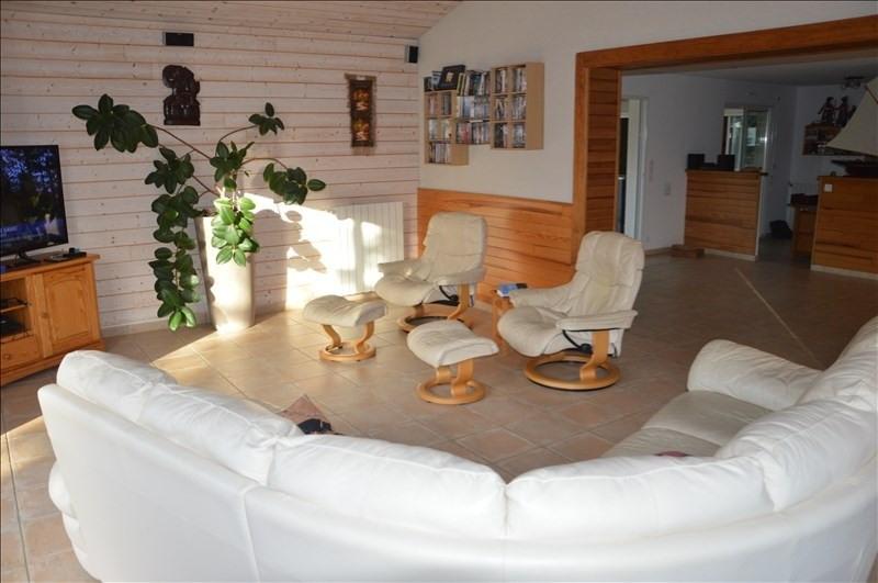 Vente maison / villa Pontenx les forges 399000€ - Photo 5