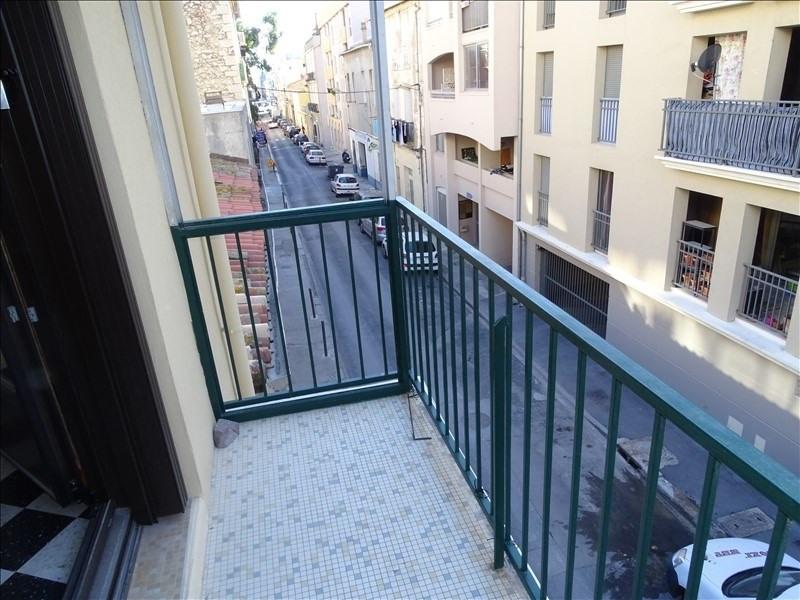 Vente appartement Sete 132000€ - Photo 8