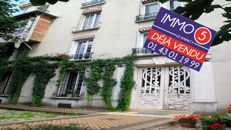 Vente appartement Villemomble 210 000€ - Photo 1
