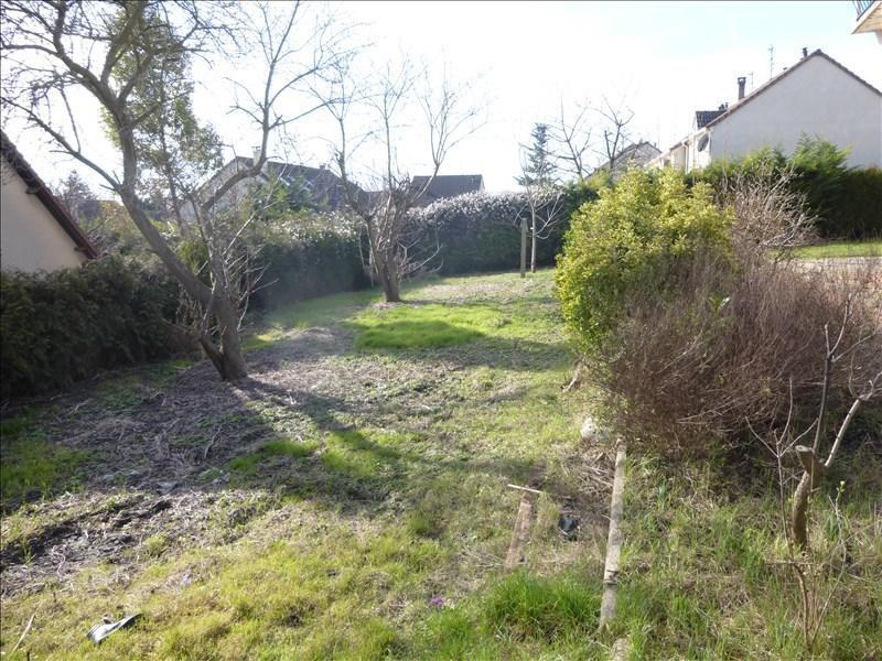 Vente terrain Pierrefitte sur seine 158000€ - Photo 4